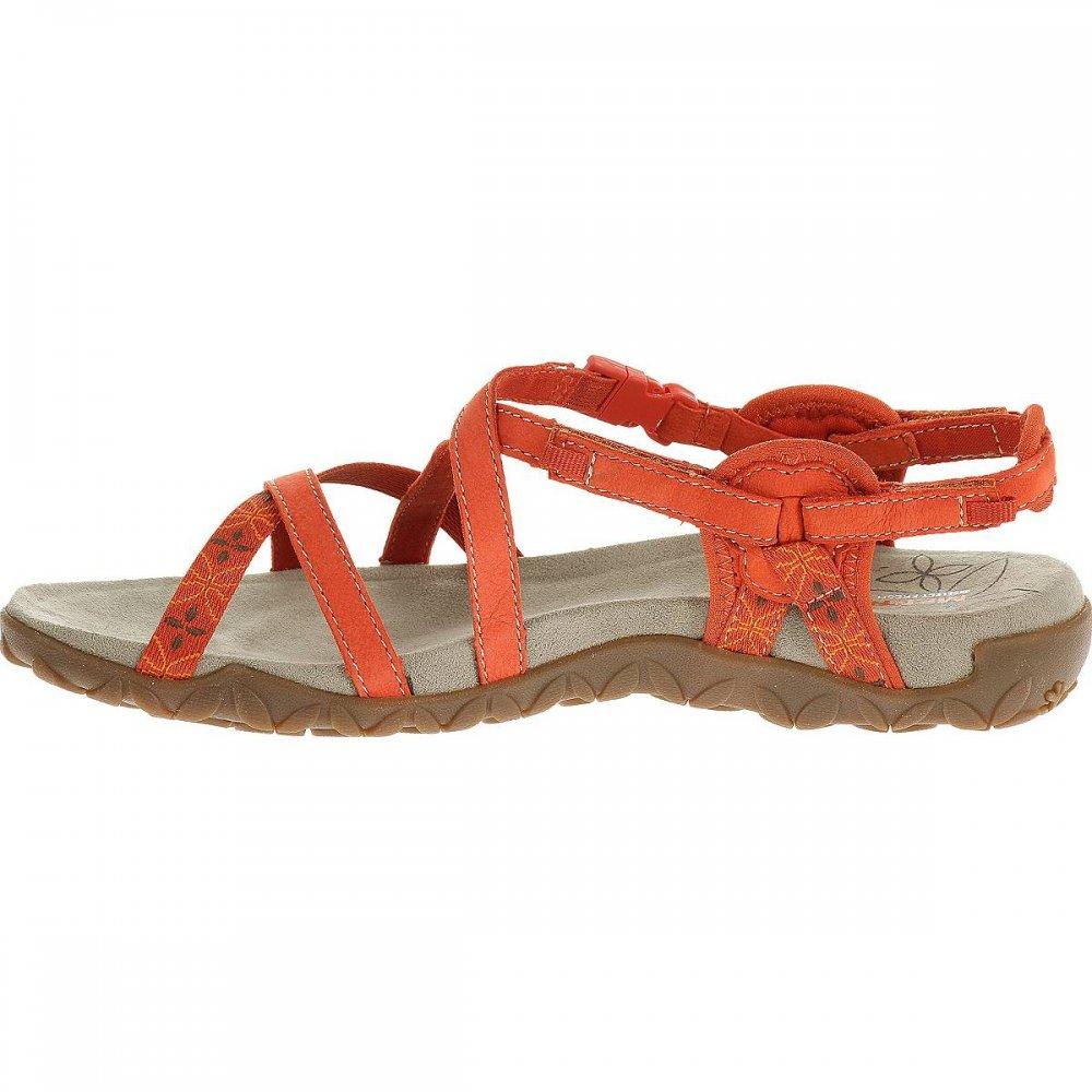 dfc85a36fb81 Merrell Merrell Terran Lattice Red Clay (Z13) J22232 Ladies Sandal ...