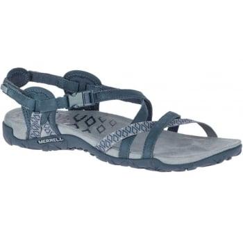 Merrell Terran Lattice Slate (N29) J98758 Ladies Sandal