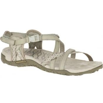Merrell Terran Lattice Taupe (K2) J02766 Ladies Sandal
