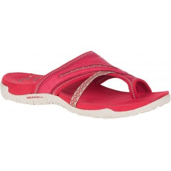 Merrell Terran Post II Chili (SC-D3) J001078 Ladies Sandal