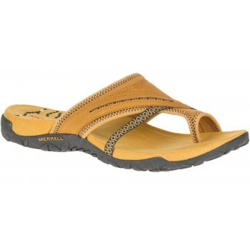 Merrell Terran Post II Gold (N1) J001076 Ladies Sandal