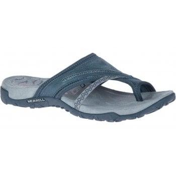 Merrell Terran Post II Slate (N51B) J98750 Ladies Sandal