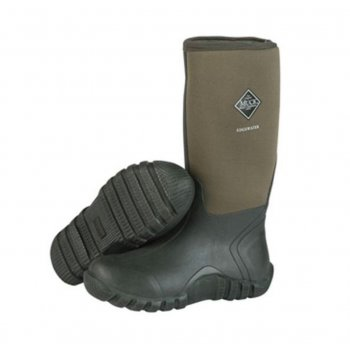 Muck The Original Muck Edgewater Hi Moss (Z21) Mens Wellington Winter Boots