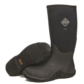 Muck The Original Muck Tack Classic Black Equestrian (N7a) Mens Wellington Winter Boots