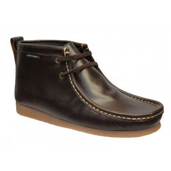 Nicholas Deakins Barossa 2 Leather Dark Brown (F2) Mens Midi Boots