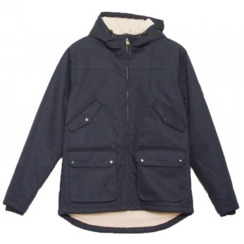 Nicholas Deakins Trist Navy (NKDTM10201) (E4) Mens Hoodie Jacket