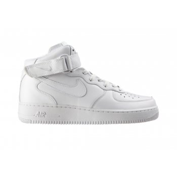 Nike Air Force 1 Mid '07 White / White (G3) 315123-111 Mens Trainers