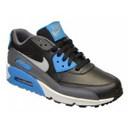 Nike Air Max 90 (GS) Black / Wolf Grey (F8) 705499-001 Older Boys Trainers