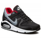 Nike Air Max Command (GS) Black / Cool Grey / Red (GD2) 407759-065 Older Boys Trainers