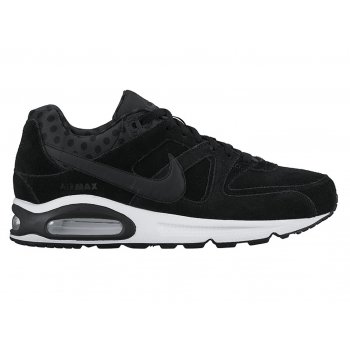 Nike Air Max Command PRM Black / Black-White (SC7) 694862-010 Mens Trainers