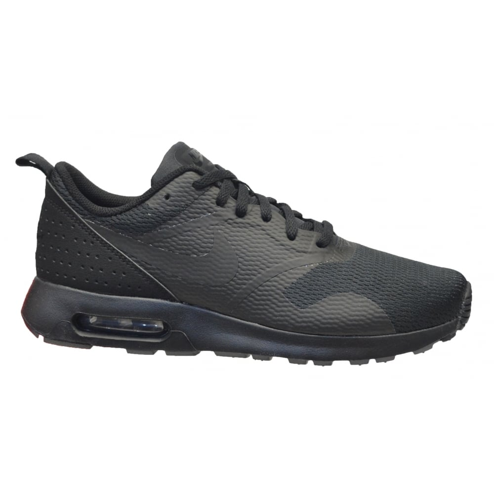 c13093887416b2 Nike Nike Air Max Tavas Black   Black (N64) 705149-016 Mens Trainers ...