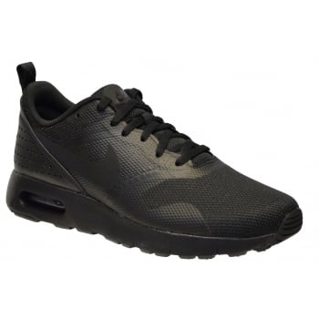 Nike Air Max Tavas (GS) Black / Black (Z101) 814443-005 Older Boys Trainers