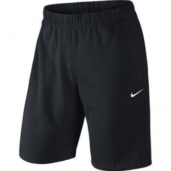 Nike Crusader Knee Length Cotton Black (Z26) 637768-010 Jersey Casual Training Gym Sports Shorts