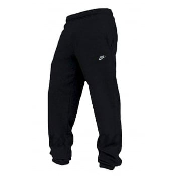 Nike Fleece 3D Logo Black (Z30) 510145-010 Mens Tracksuit Bottoms, Jogging Pants