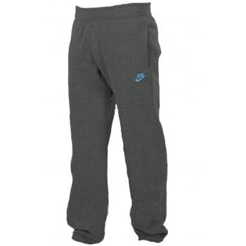 Nike Fleece Charcoal (Z29) 586050-032 Mens Joggers, Tracksuit Bottoms, Jogging Pants