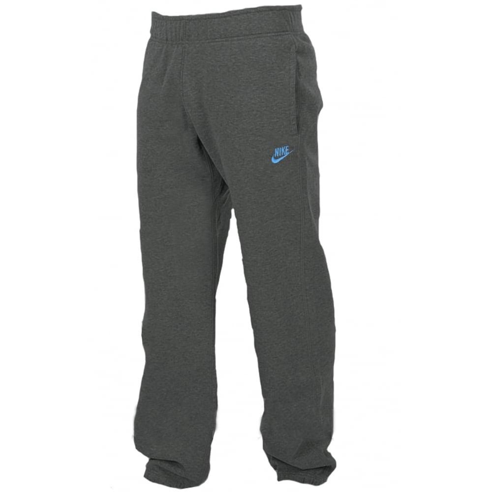 9167a9a85960 Nike Nike Fleece Charcoal (Z29) 586050-032 Mens Joggers