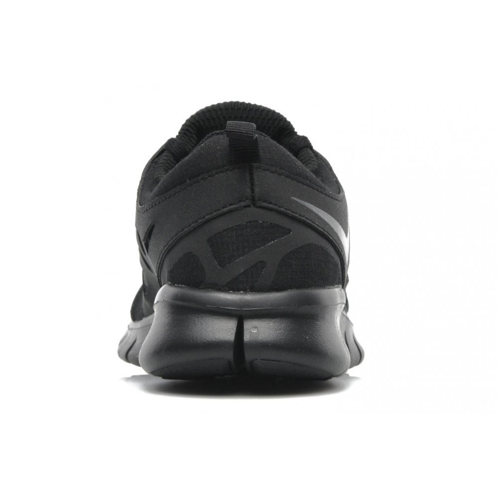 ... Nike Free Run 2 (Gs) Black  Dark Grey (N23) 443742- ...