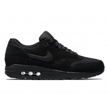 brand new fbd39 2dde5 Nike Air Max 1 Essential Black   Black (C5) 537383-025 Mens Trainers