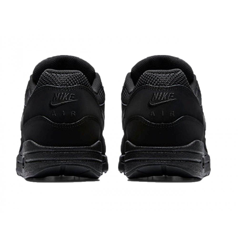 Nike Air Max 1 Essential Black Black 537383 025 Purchaze