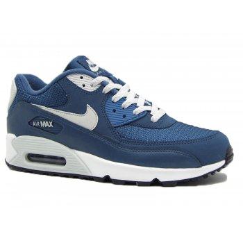 nike air max 90 essential mens trainers blue