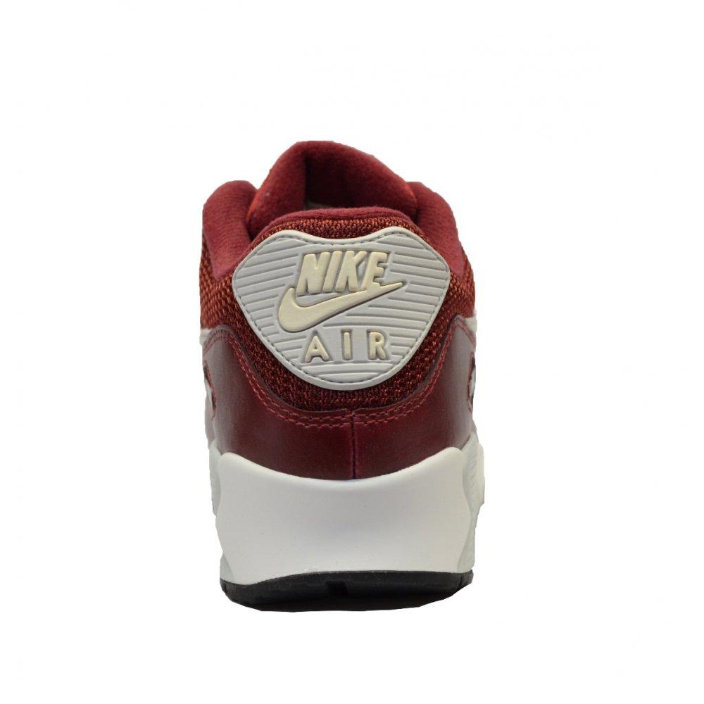 Nike Nike Air Max 90 Essential Team Red Lt Base Grey Sail