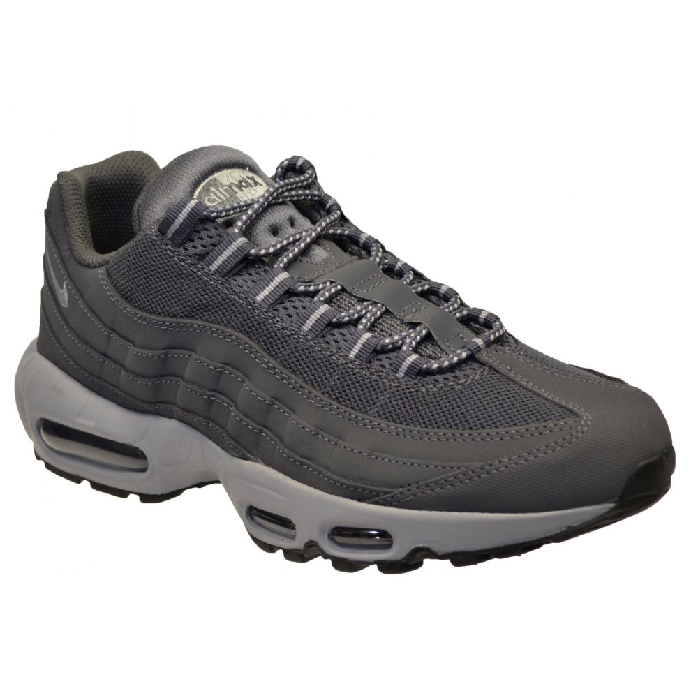 Nike Nike Air Max 95 Dark Grey / Wolf Grey / Black (N9) 609048 ...