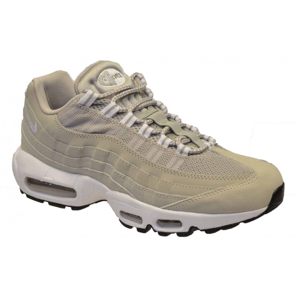 Nike Nike Air Max 95 Granite White Black (F2) 609048 058