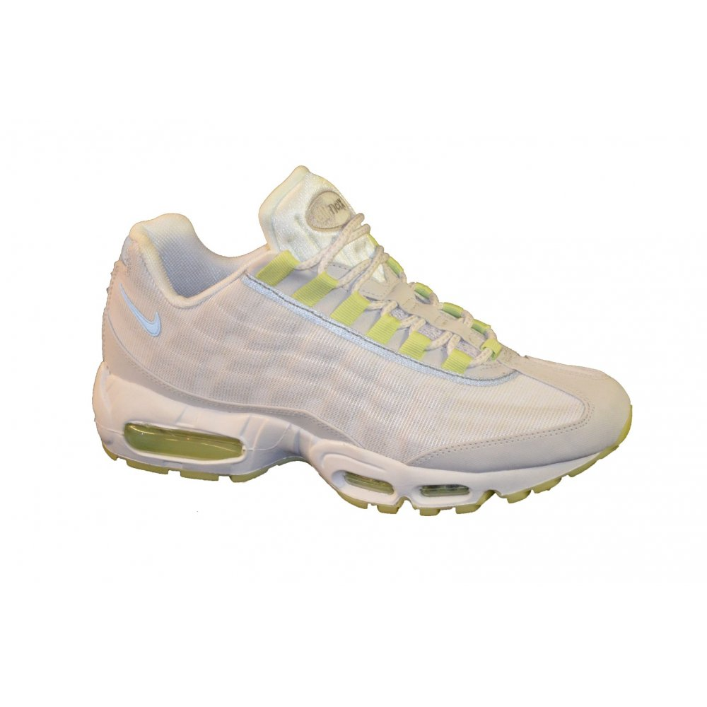 Nike Air Max 95 White And Green