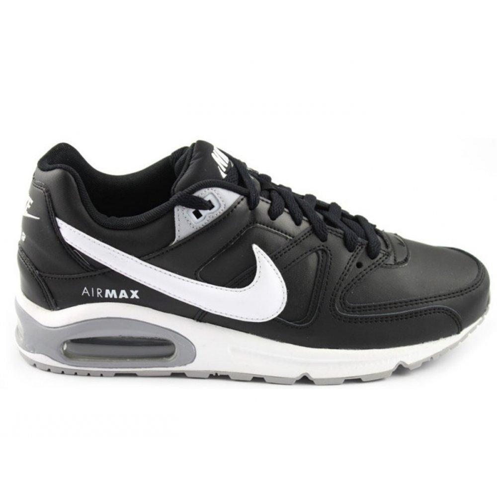 a0dec66ff44 Nike Nike Air Max Command Black   White (N109) 749760-010 Mens ...