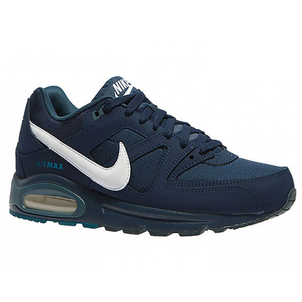 nike nike air max command midnight navy white g2 629993 419 mens trainers nike from pure. Black Bedroom Furniture Sets. Home Design Ideas