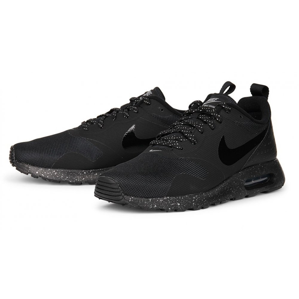 new product d1057 d3ea1 ... Nike Air Max Tavas SE Black (OSF) 718895-004 Mens Trainers ...