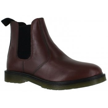 Oaktrak Winterhill M08452/31 (N102) Men's Bordo Leather Chelsea Boots