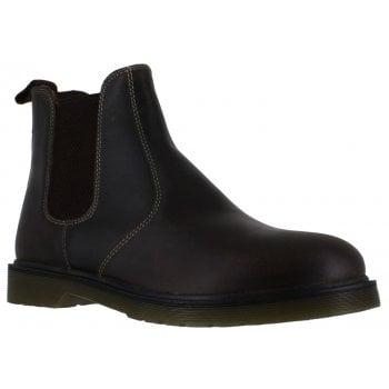 Oaktrak Winterhill M08452/32 (C5) Men's Brown Leather Chelsea Boots