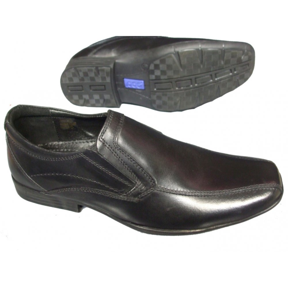 POD Pod Derby Black G2 Mens Shoes From Pure Brands