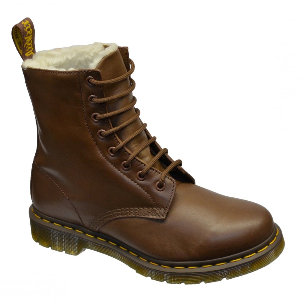 dr martens serena shearling lining womens boots all sizes