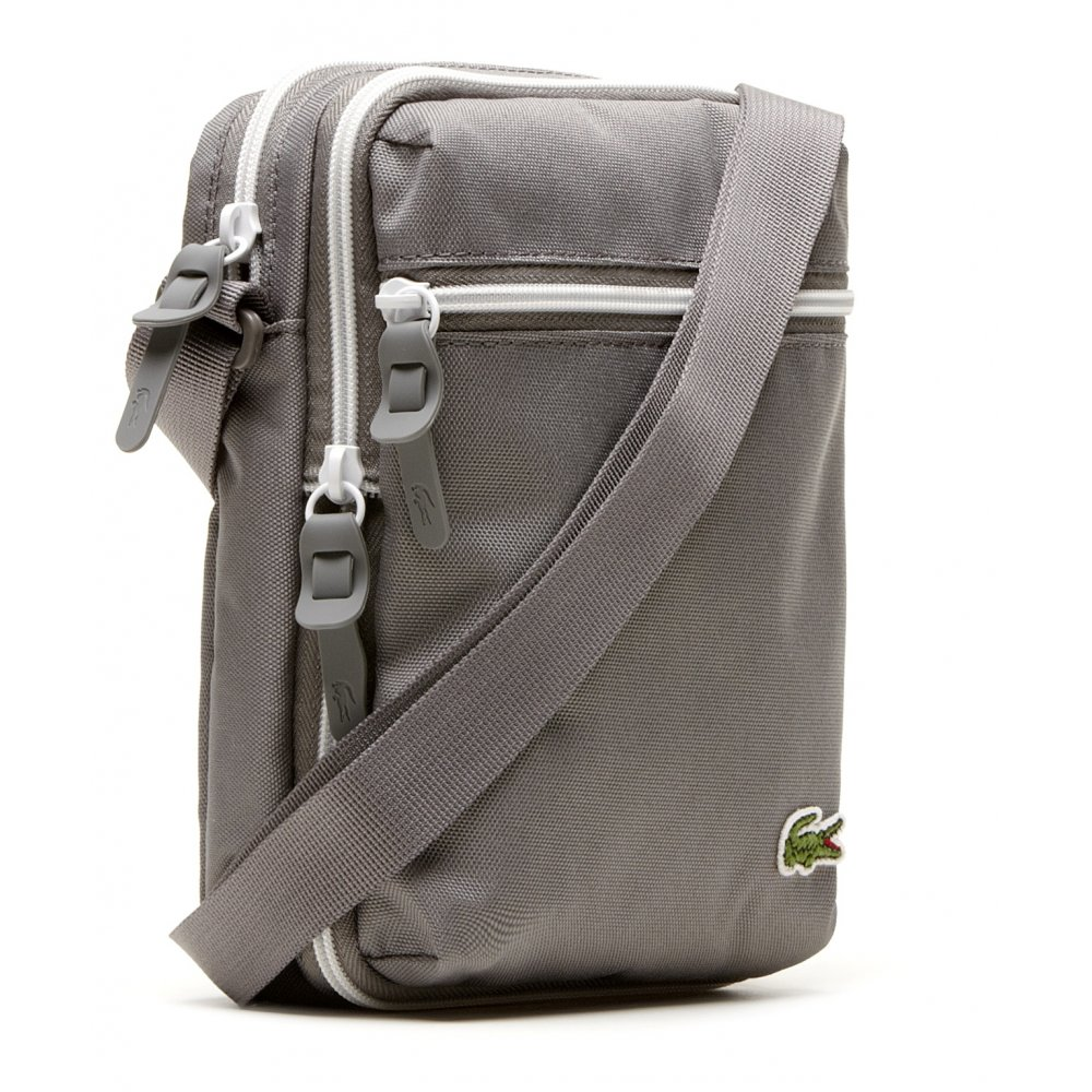Lacoste Backcroc Man Bag in Various Colours   eBay