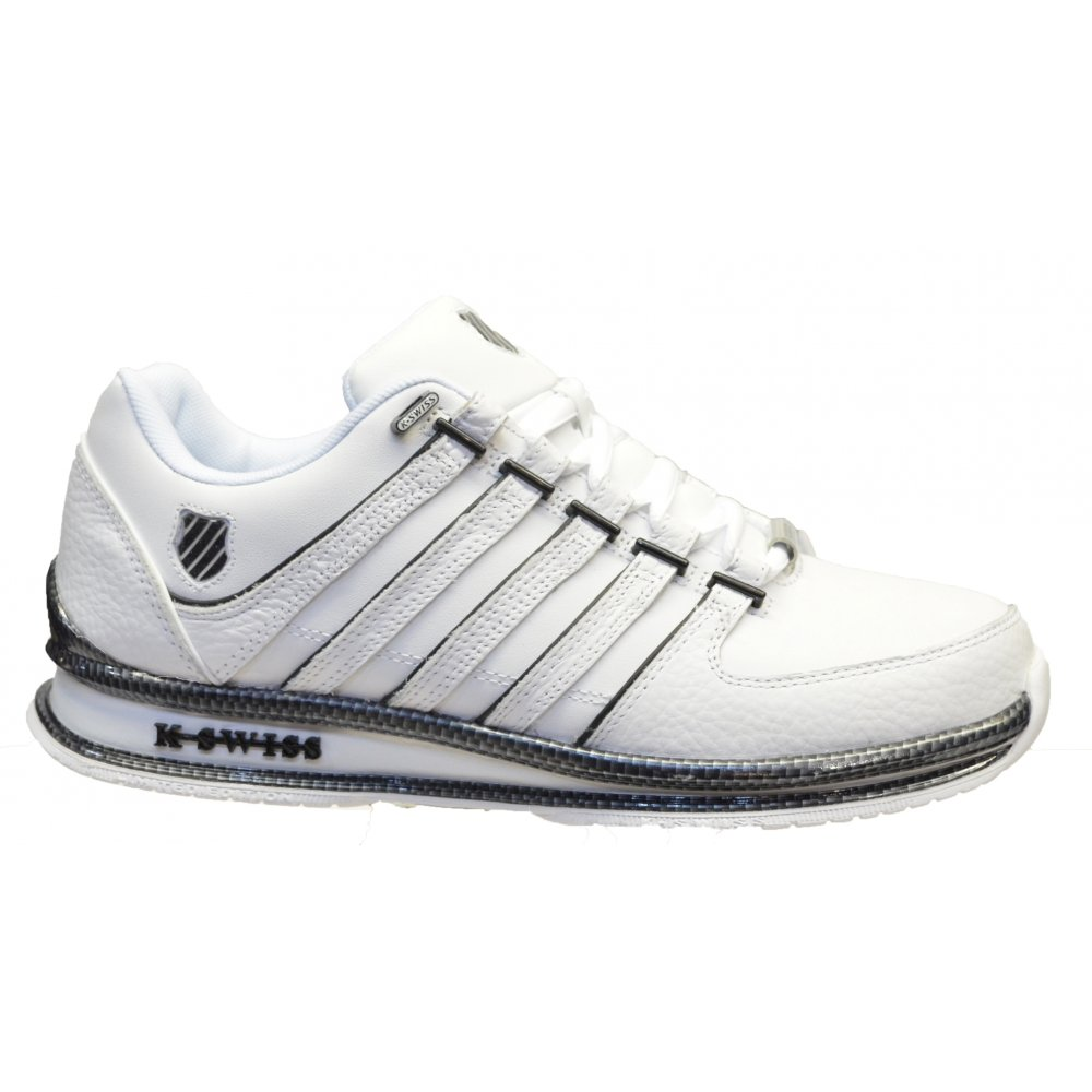 K Swiss White Shoes