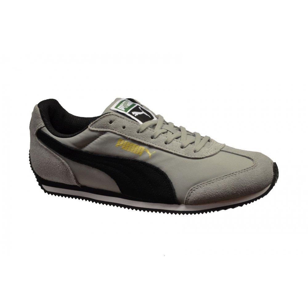 Puma Trainers Grey