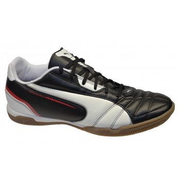 PUMA Universal IT Black-White-Ribbon Red (N64) 102700-02 Mens Trainers