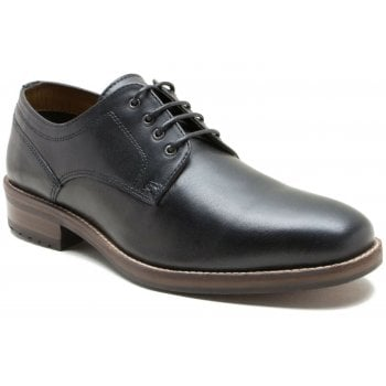 Red Tape Elcot Leather Black (SC-D2) M20209/01 Mens Shoes