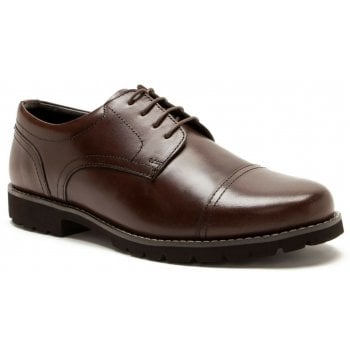 Red Tape Hinton Brown Leather (N99) MK065812/02 Mens Shoes