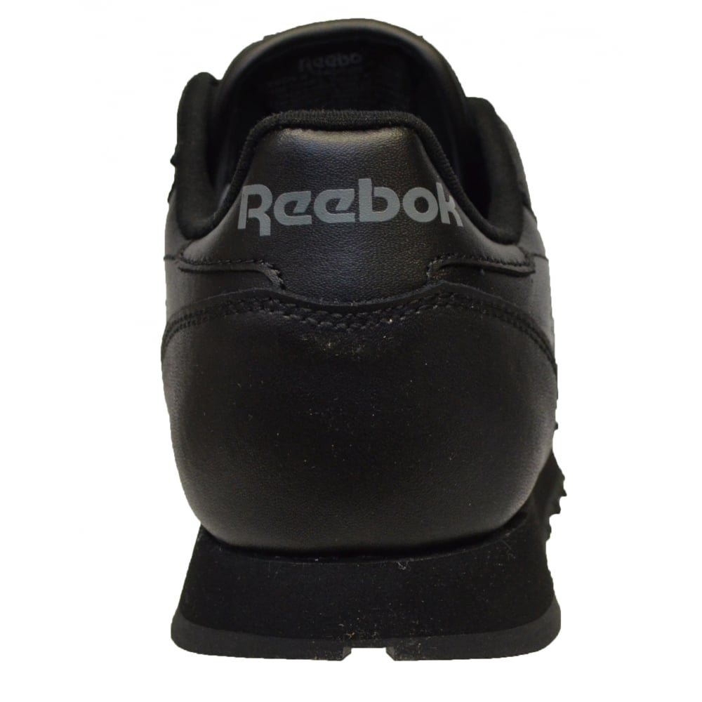 ab4ccbbd5ab Reebok Classic Leather Black (Z163) 2267 Mens Trainers - from Pure ...