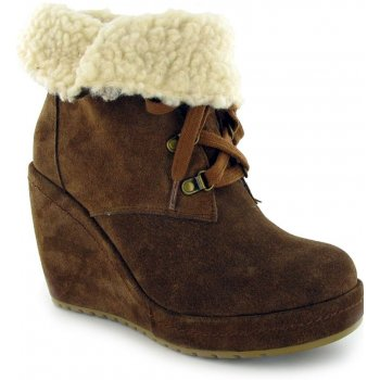 Rocketdog Rocket Dog Barney Suede Chestnut (Z14) Womens Boots