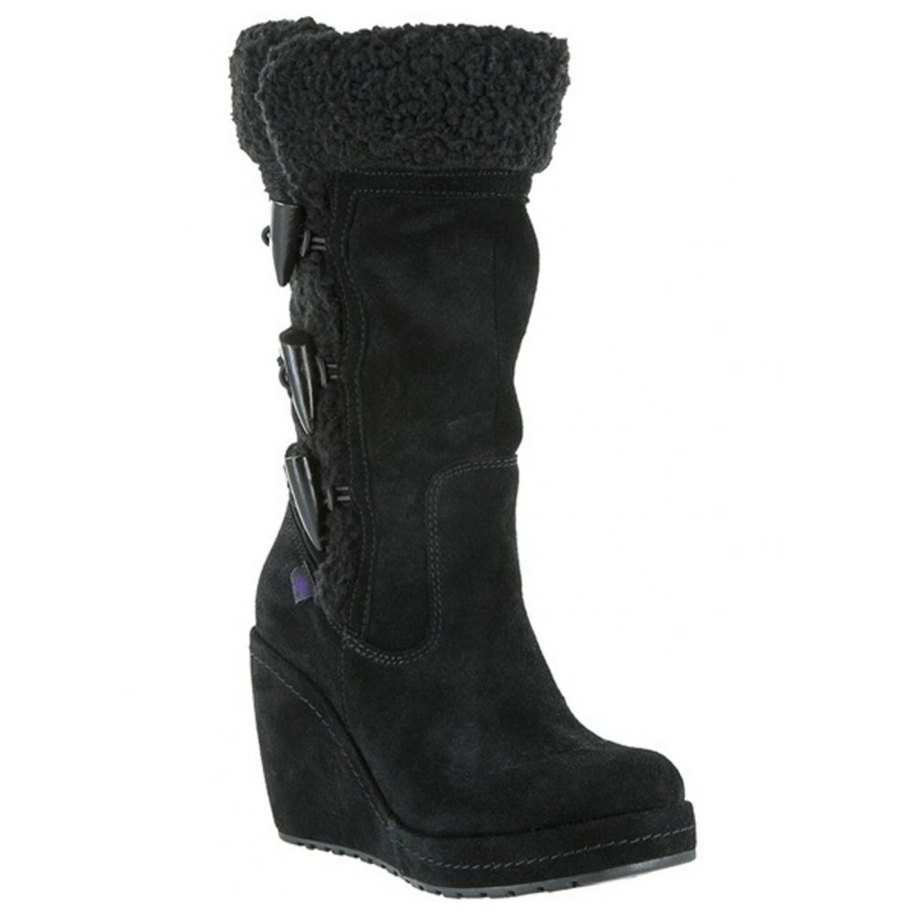 b989c79432d Rocketdog Rocket Dog Biddy Suede Black (Z11) Womens Boots .