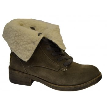 Rocketdog Rocket Dog Tacey Suede Drizzle (B15) Womens Boots
