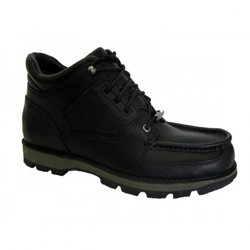 Black Rockport Mens Shoes