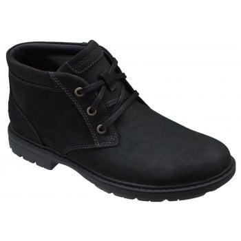 Rockport Tough Bucks Chukka Black (A3) CG7912 Mens Boots
