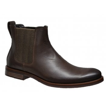 Rockport Wynstin Chelsea Dark Brown (N85) CG7319 Mens Midi Boots