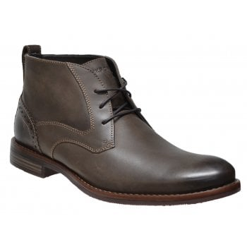 Rockport Wynstin Chukka Dark Brown (K8) CG7303 Mens Midi Boots