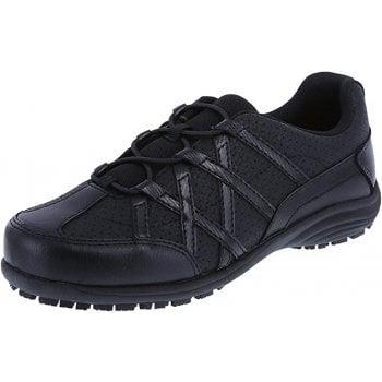 SafeTstep Alidra 159990 (N200D) Womens Black Shoe / Trainer